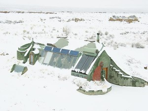 Earthships for all seasons, all climates