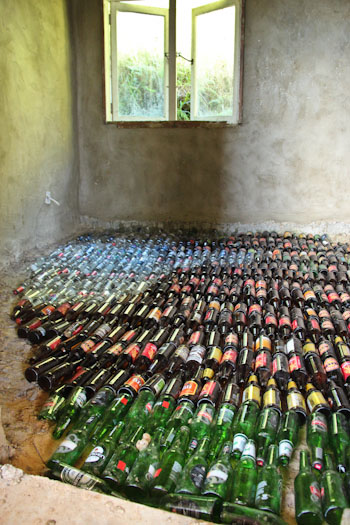 Bottle Floor